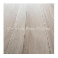 Premium grade unfinished engineered oak flooring