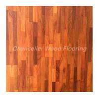 China Reclaimed Finger Jointed Teak Parquet Flooring on sale