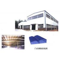 Wholesale Door Type Steel Frame High-Low Bay from china suppliers