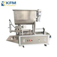 Sauce Filling Machine Dongtai semi auto beef paste/salmon roe soy sauce filling machine