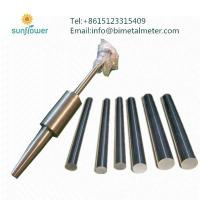 wear resist thermocouple drilled bar stock