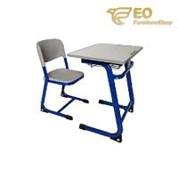 China Kids School Desk And Chair on sale