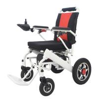 China Lithium Ion Battery Powered Wheelchair on sale