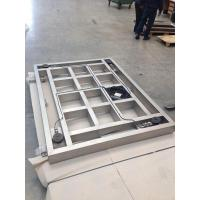 China Mechanical Ramp Frame Floor Scale on sale