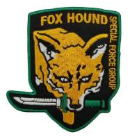 Wholesale Fox Hound Patch Military Armband Badge Embroider from china suppliers