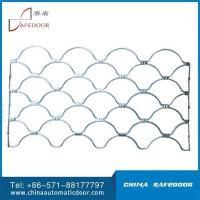 China Security Grill Rolling Door on sale