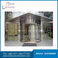 Wholesale 3 Wings Commercial Entrance Revolving Doors from china suppliers