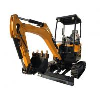 Zero Tail Mini Excavators