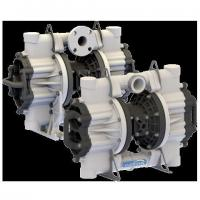 Buy cheap HDF20F Air Operated Double Diaphragm Heavy Duty Flap Non-Metallic Pump   Sandpiper from wholesalers