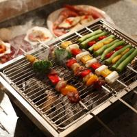China Easy clean portable barbecue grill on sale