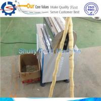 Wholesale commercial sugarcane peeling machine from china suppliers