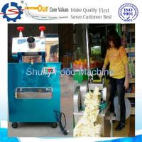 Wholesale shop used sugarcane juice press machine from china suppliers