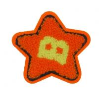 China Cartoon Design Star Embroidery Patches For Kids Jeans on sale