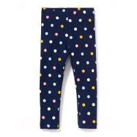 China Kids Wear New arrival baby girl legging flower printed kids leggings pant cotton on sale