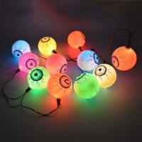China Solar Powered Eyeball String Light for Outdoor Halloween Party Garden Yard Decorations Admin Edit on sale