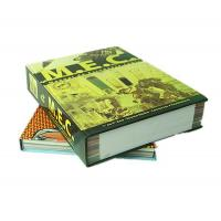 Buy cheap Harcover cardboard photo book printing Printing Books & Magazines from wholesalers