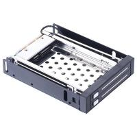 Wholesale Unestech ST2522 Dual 2.5 inch Hard Drives Tray less Hot Swap SATA Mobile Rack hdd enclosure from china suppliers