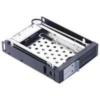 Wholesale Unestech ST2523 Dual Bay 2.5 inch hard Drives Tray less Hot Swap SATA Mobile Rack from china suppliers