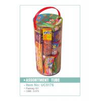 Wholesale toys fireworks ASSORTMENT TUBE from china suppliers