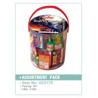 Wholesale toys fireworks ASSORTMENT PACK from china suppliers