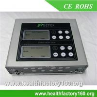 China Dual system ion cleanse detox foot spa with lcd screen belt on sale