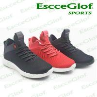 MEN SNEAKER EscceGlof 18E12G020 Black Sneakers