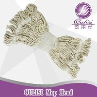 China clean mop head white mop head on sale