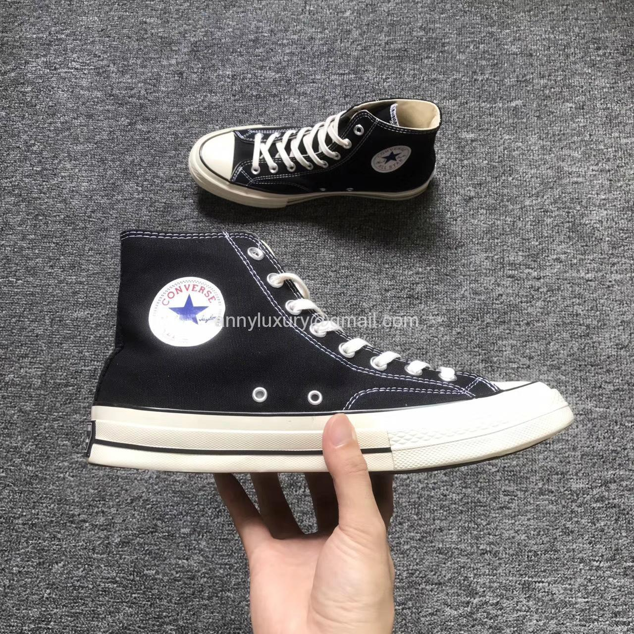 China Cheap converse shoes canvas shoes for men wholesale in china on sale