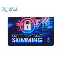 Wholesale Secure Card Protect RFID Blocking Credit and Debit Card Protector from china suppliers