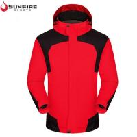 Wholesale mountaineering men's climbing ski jacket from china suppliers