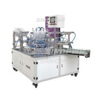 Wholesale Automatic turn table ultrasonic plastic welding machine from china suppliers