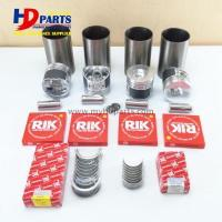 Wholesale K4N Engine Cylinder Liner Kit Set With Engine Main And Con Rod Bearing from china suppliers