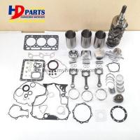 Wholesale Tractor Engine Spare parts D902 Engine Repair Kit For Kubota Engine from china suppliers