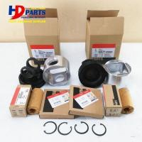 Buy cheap Excavator Cummins Engine Parts QSL9 L9 Cylinder Liner Rebuild Kit 4941393 from wholesalers