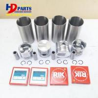 Buy cheap S4S S6S Excavator Diesel Engine Piston Cylinder Liner Kit 32A17-00100 from wholesalers