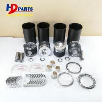 Buy cheap Diesel Engine Spare Parts 4M50 Engine Liner Kit For Mitsubishi Repair Set from wholesalers