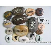 Wholesale Lettering Pebbles from china suppliers