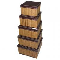 Wholesale 5-Piece Square Box Set from china suppliers
