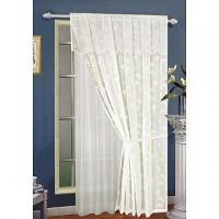 Wholesale Embroidered Window Curtain from china suppliers