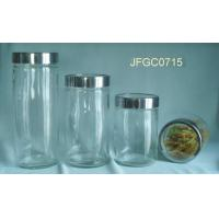Glass Jars And Canister