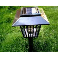 Wholesale SOLAR ENERGY MOSQUITO KILLER LAMP from china suppliers
