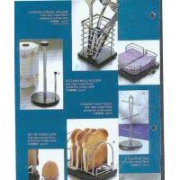 Wholesale Chrome Utensil Holder from china suppliers