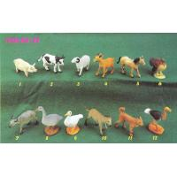Wholesale PVC Farm Animals from china suppliers