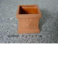 Wholesale redware flowerpot from china suppliers