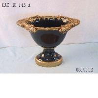 Wholesale oval polyresin bowl from china suppliers